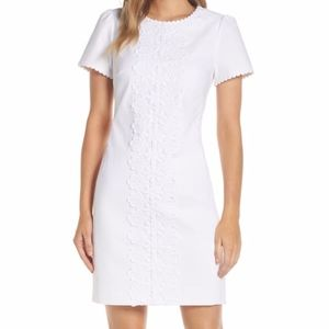 Lilly Pulitzer Maisie Shift Dress Lace NWT